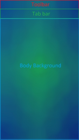 Xamarin Tips – Android Bar Background Images in Xamarin