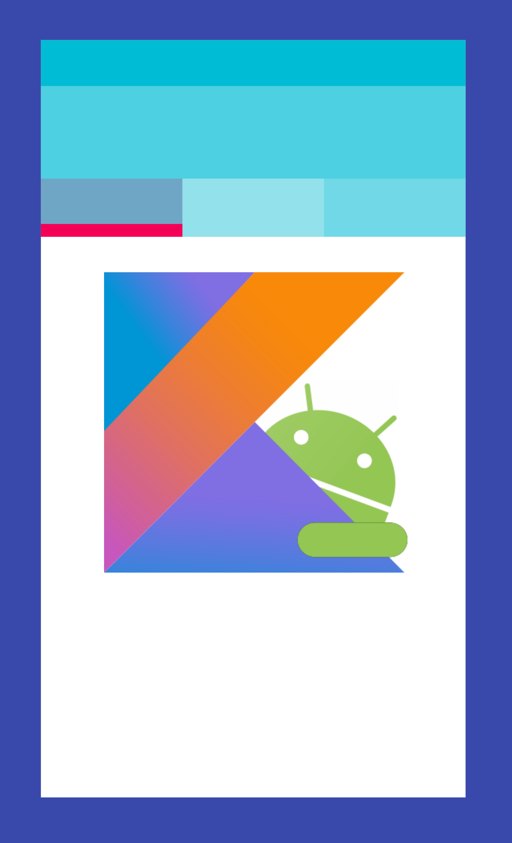 Android Kotlin – Create a TabLayout – Alex Dunn