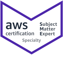 AWS Certified Subject Matter Expert